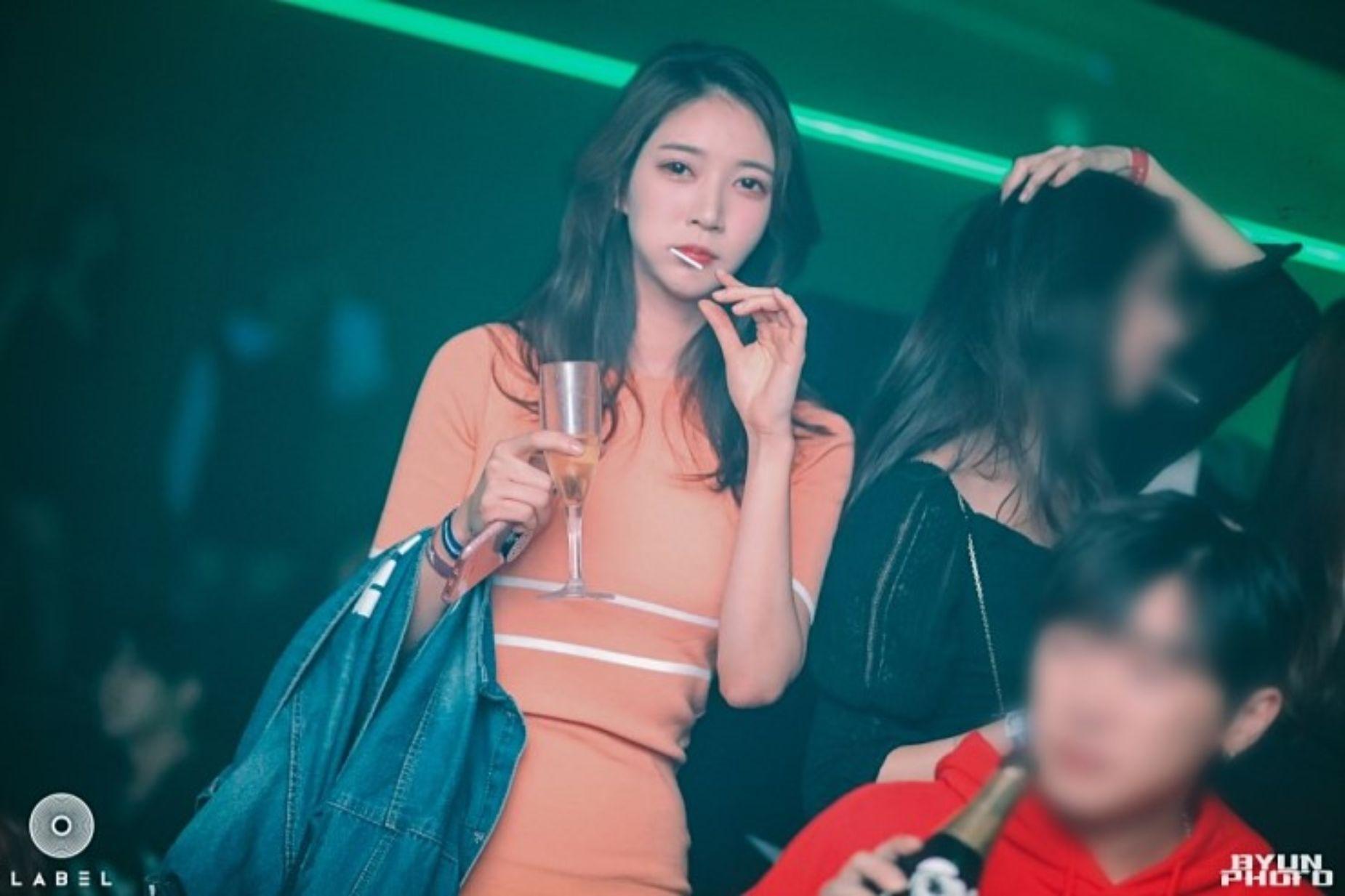 강남클럽레이블 사진 19.10.3주차