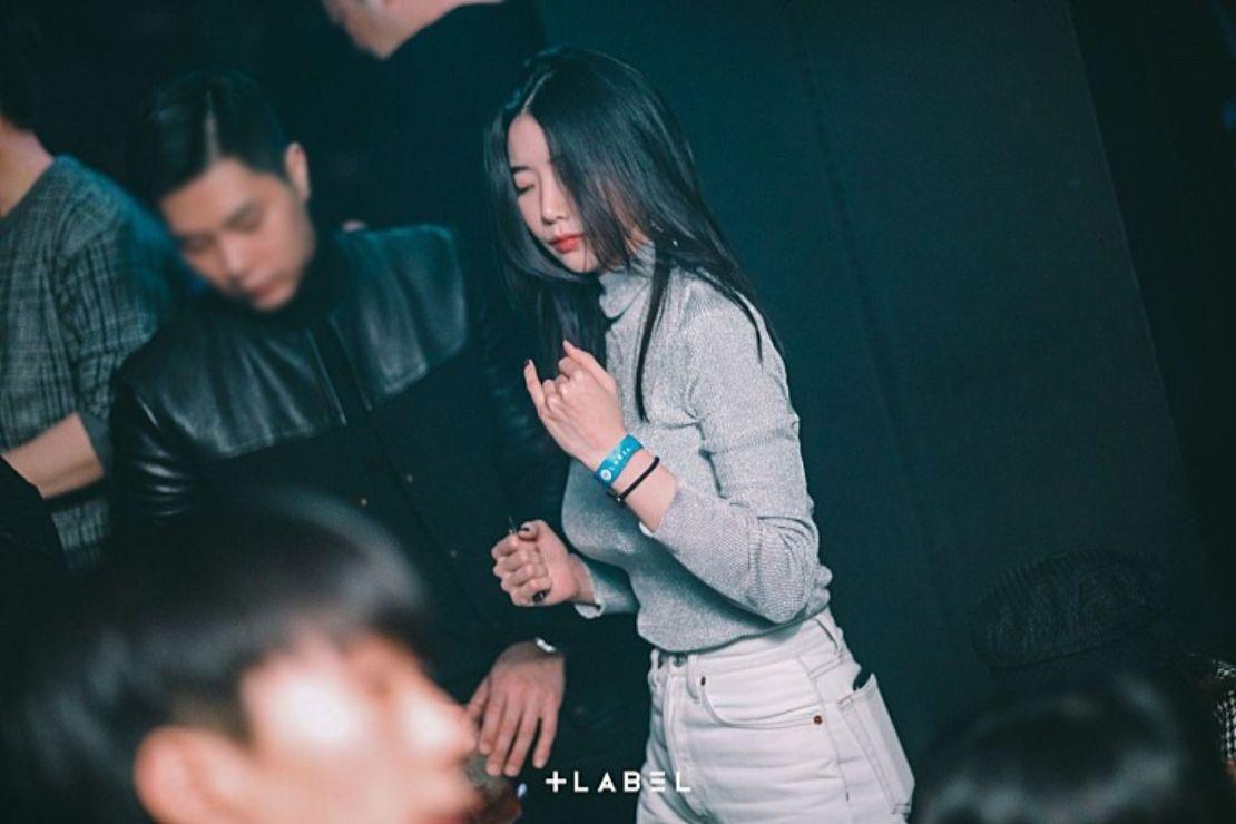 강남 클럽 레이블 사진 19.12.4주차