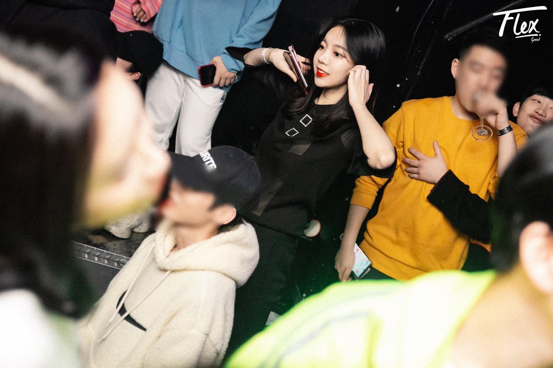 강남 클럽 플렉스 사진 20.1.3주차 (게스트, 테이블)