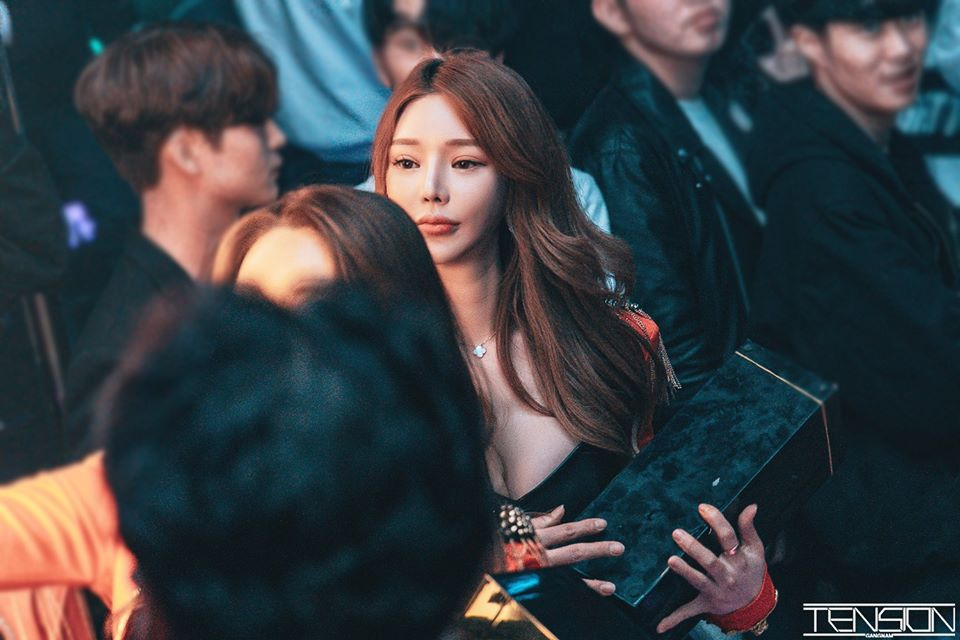 텐션 클럽 사진 2020 2월 4주차