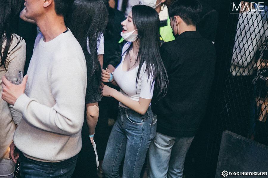 이태원 메이드 클럽 사진 2020 4월 4주차